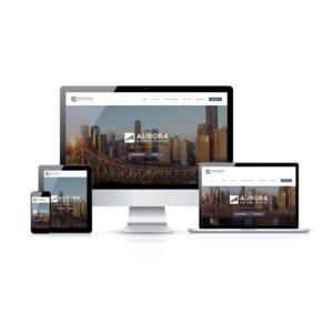 Website-Design-Brisbane-Portfolio-Aurora-Business-Advisory-Site